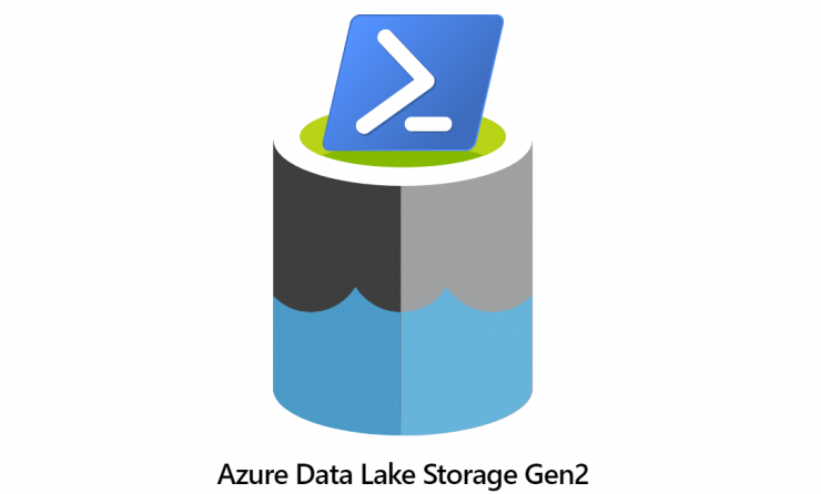 Connecting to Azure Data Lake Storage Gen2 from PowerShell
